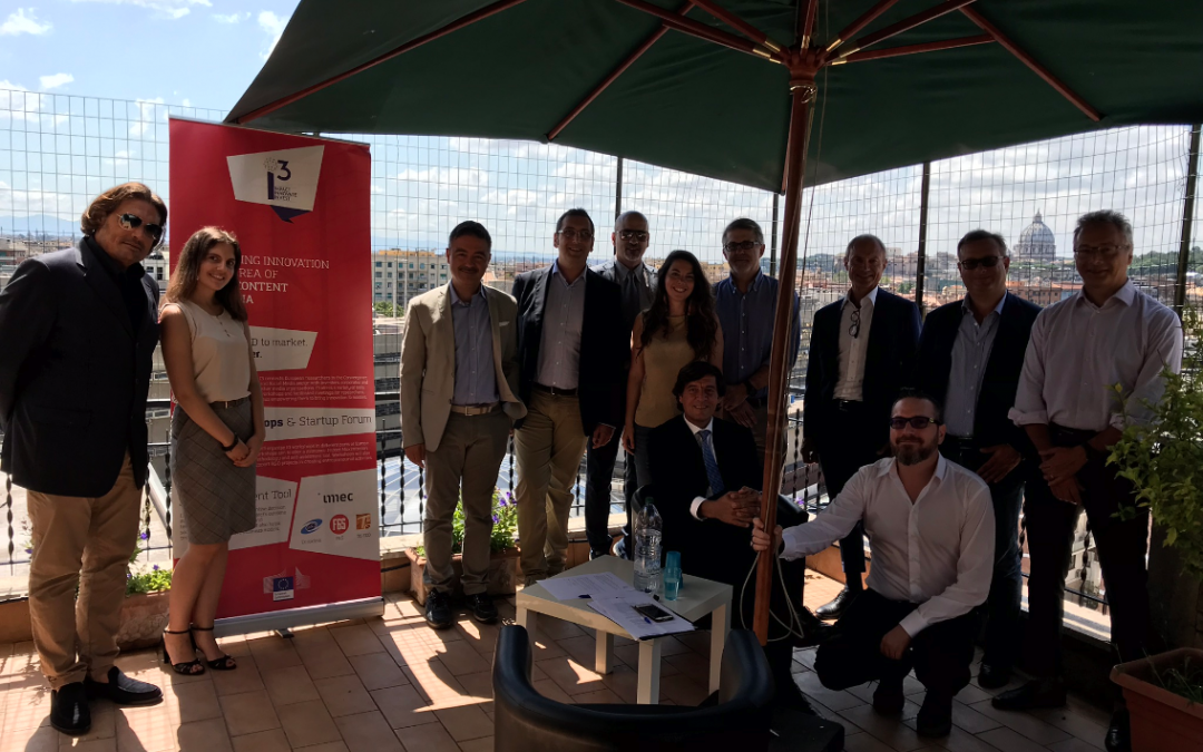 Investor Breakfast Meeting Roma